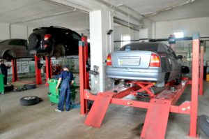 ремонт электрооборудования в СТО Чернигов Автокомплекc Siver