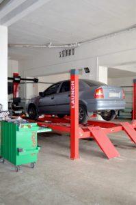 тормозная система в СТО Чернигов Автокомплекc Siver